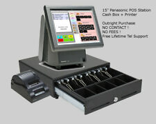 POS System Register Point of sale Restaurant Bar Takeout Cafe Coffee NO FEES