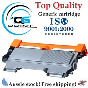 Black Toner Cartridge compatible with Brother TN-2250