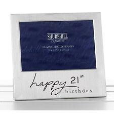 Happy 21st Birthday Photo Frame Gift Shudehill 72221
