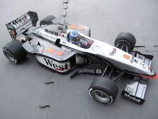 1/10 RTR Prepainted 1998 F1 Champion Mclaren MP4/13 Mika RC Body for F104W F103