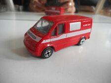 Corgi Ford Transit Brandweer in Red