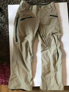 Burton AK Gore-Tex Cyclic Swash Men's Snowboard Trousers Kelp Medium