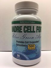 MADRE CELL FORTE-PROMOTES CELL OXIGENATION-- 180 CAPSULES--500 MG EACH--USA