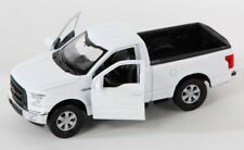BLITZ VERSAND Ford F150 Regular Cab 2015 weiss white Welly Modell Auto 1:34 NEU