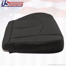 1999 2000 2001 2002 2003 Lexus RX300 Passenger Bottom Leather Seat Cover BLACK