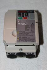 Yaskawa V1000 VFD - 1hp, 480Vac.