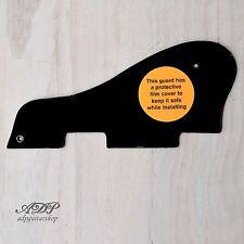 PLAQUE PICKGUARD pour GIBSON ES-125 TCD 2 pickups EST-7801 Jazz guitar BLACK