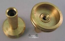 Autogas - Tankadapter Dish M - 16 x 1,5 mm x L - 80 mm. Messing