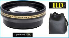 Pro Hi Def 2.2x Telephoto Lens for Samsung Galaxy NX