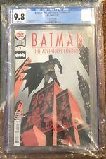 BATMAN The Adventure Continue #1 CGC 9.8 = CBCS 9.8 🔥TV SHOW  POP 2 ! 2nd PRINT
