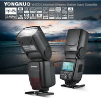 YONGNUO YN720 Universal Wireless Flash Speedlite for Canon Nikon Sony Camera