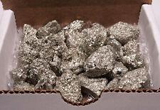 Iron Pyrite Collection 1/2 Lb Natural Small Chispa Crystals Fools Gold