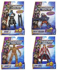 Marvel Guardians of the Galaxy Rapid Revealers Collectors Set of 4 Figures - NEW