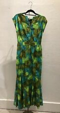 VTG 50's 60's Paradise Hawaii  Mermaid Cut Dress Size S/ M