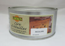 Bienenwachs von Liberon farblos pastös - 500 ml, bees wax