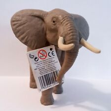 Nwt Safari African Bull Elephant Animal Figure Safari Ltd New Toy Animals
