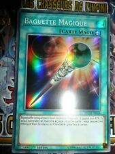 YU-GI-OH! SUPER RARE BAGUETTE MAGIQUE INCH-FR054 NEUF EDITION 1