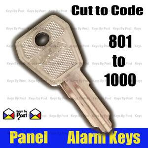 Alarm Key - Fire Isolation Switch - Lorlin, Kentec, Protec, C-Tec,  Euro Locks
