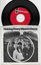 SPANKY AND OUR GANG, Making Every Minute Count, ORIGINAL 45rpm, NEAR MINT