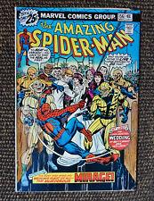 Amazing Spider-Man #156 (1976 Marvel 1st Series) GD/VG