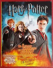 STICKER ALBUM PANINI HARRY POTTER 2008 CON 14 FIGURINE ATTACCATE