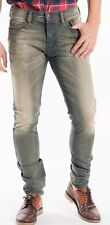 Diesel Tepphar 0602 S ADN W31/L32 Garment Dye SLIM CAROTTE Jeans 100% Authentique