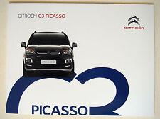 CITROEN C3 Picasso Sales Brochure