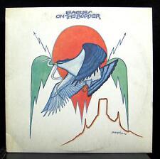 THE EAGLES on the border LP Mint- 7E-1004 Asylum USA 1974 Los Angeles label