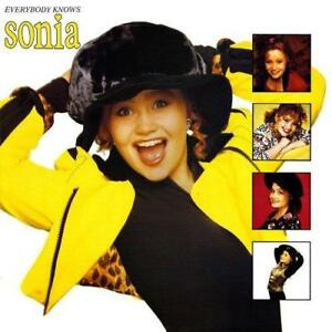 Sonia - Everybody Knows (NEW CD)