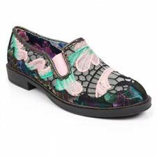 Irregular Choice Peachy Keen (B) Slip On Flat / Low Heel Shoes EU 36 / UK 3.5