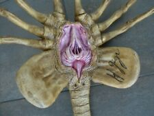 Alien Facehugger out of the personal volt from H.R. Giger with Signature