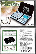 BILANCINO ELECTRONIC POKET DIGITAL SCALE 0,01 g / 100 g marchio CE - ORO MONETE