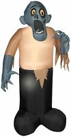 HALLOWEEN ANIMATED SHAKING ZOMBIE MONSTER HAUNTED HOUSE INFLATABLE AIRBLOWN 6FT