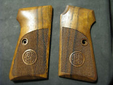 Beretta 1934/1935 934/935 Pistol Grips French Walnut Checkerd+PB Logo NEW! SWEET