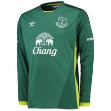 Maillot maillot gardien de football verts