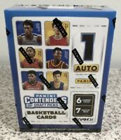 2020-21 Panini Contenders Basketball Draft Picks BLASTER BOX FACTORY SEALED NBA