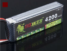 3S 11.1v 4200mah Lipo Battery 30c Helicopter RC Car Boat power T XT60 JST Plug