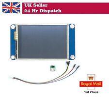 2.4 pollici usart HMI TFT LCD Touch Screen Modulo Per Arduino Raspberry Pi