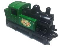 "Matchbox Lesney Nr.43 Lok Zug Eisenbahn 0-4-0 Steam Loco Railway in GRÜN ""NoP"""