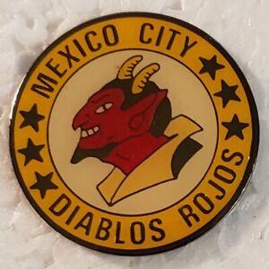 Negro League 100yrs 1920-2020 - MEXICO CITY RED DEVILS Logo Lapel PIN