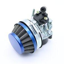 Racing Carb Carburetor Air Filter for 50cc 60cc 80cc 2 Stroke Gas Motorized Bike