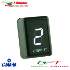 Gear Indicator Yamaha YZF R1 08 2008 GPT Shift Digital Led Whait For Motorcycle