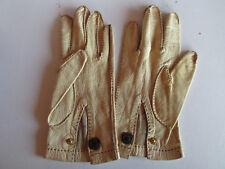 gants perrin cuir dame