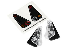 Traxxas Tail Light Housing, Lens, Decals Left & Right TRA8014