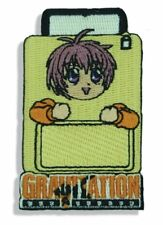 Gravitation: Shuichi in Suitcase Patch Licensed by GE Animation Free Ship 97237