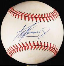Ken Griffey Jr. Signed Autographed Baseball Sweet Spot AUTO, PSA/DNA Auth, COA