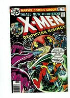Uncanny X-Men #99, GD/VG 3.0, Wolverine Storm Cyclops, Nightcrawler, Sentinels