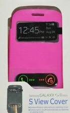 Samsung Galaxy S III mini S view cover pink
