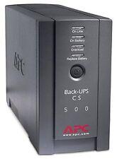 Apc Bk500blk 500va - 3 X Nema 5-15r Ups Back Up