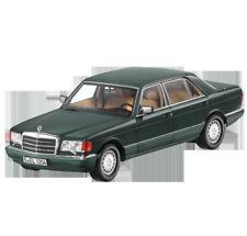 Mercedes Benz W 126 - 560 SEL Nachtgrün 1:18 Neu OVP NOREV